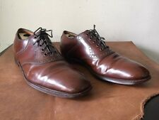 CHURCH'S / CHURCHS CUSTOM GRADE OXFORDS / SHOES / BENCHMADE 11 UK / 12 C USA