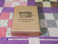 Plasencia (WOOD CIGAR BOX) w/ Honduras Tax Stamp (Viajante) FREE SHIP. - Ltd.