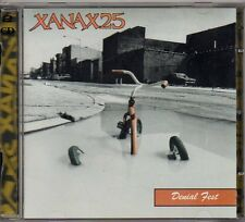 XANAX25 - DENIAL FEST - 2 CD (OTTIME CONDIZIONI)