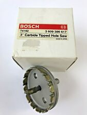 "BOSCH T4162 3"" CARBIDE TIPPED HOLE SAW"