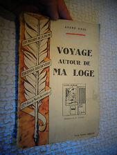 André Dahl VOYAGE AUTOUR DE MA LOGE ill H Guilac Concierge Gardien d'immeuble
