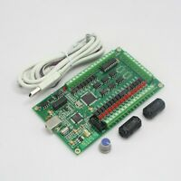 3 Axis USB Card Mach3 200KHz Breakout Board Interface for CNC Milling Machine od