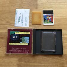 Formation Soccer Human Cup 90 W/ REG HuCard PC Engine PCE - Japan JPN - Retro