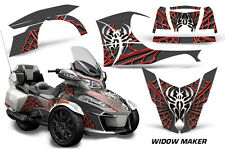 AMR Racing Can Am BRP RT-S Spyder Graphic Kit Wrap Roadster Decals 2014+ WM R