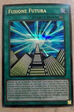 Fusione Futura DUSA-IT062 ULTRA RARA MINT YUGIOH!