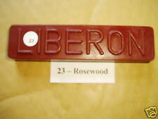 Liberon 50 G White Wax Filler Wood Repair Stick Fix Meuble Fissures Splits Trous
