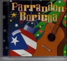 (BB694) Parrandon Boricua - 1997 CD