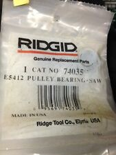 Ridgid 74035 E5412 Pulley Bearing-Saw