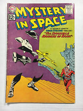 Mystery in Space #73 VG 1962 DC comic Adam Strange
