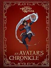 The Legend of Korra: An Avatar's Chronicle, Hardback,  by Andrea Robinson