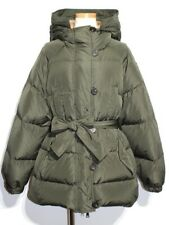 MONCLER Outer Down Jacket Nedaade Ladies Approx. Xs Size Ghana Military Green