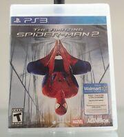 The Amazing Spider-Man 2 Wal-Mart Exclusive Variant (PlayStation 3, PS3) Sealed