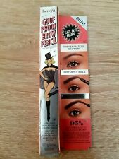 Benefit Goof Proof Brow Pencil Shade 5 MINI Size New Boxed Genuine
