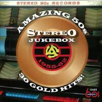 VARIOUS ARTISTS - AMAZING 50S STEREO JUKEBOX: 30 GOLD HITS USED - VERY GOOD CD
