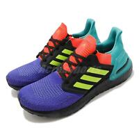 adidas UltraBOOST 20 What The Black Mix n Match Multi Men Running Shoes FV8332