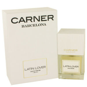 Latin Lover by Carner Barcelona Eau De Parfum Spray 3.4 oz For Women