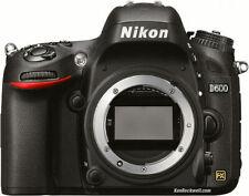 NIKON D600 24MP DIGITAL SLR BODY, NITAL CARD COME NUOVA RICONDIZIONATA DA PRO