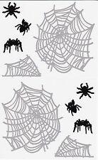 Mrs. Grossman's Giant Stickers - Spider's Web - Halloween - PW - 2 Strips