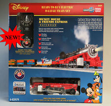 LIONEL MICKEY MOUSE & FRIENDS EXPRESS LIONCHIEF RC TRAIN SET O GAUGE 6-83979 NEW