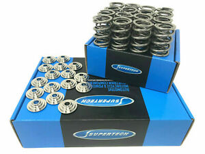 Supertech 70lb Dual Valve Springs Retainers For Mazda Ford Duratec 2.0L 2.3L MZR