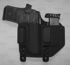 Hunt Ready Holsters: Sig P938 IWB Holster with Extra Mag Carrier