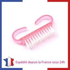 Brosse à Ongles Dépoussante Petite Taille Manucure Ongle Nail Art Gel UV LED