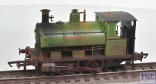 R3680 Hornby OO Gauge Peckett W4 Class Forest No.1 Charity Colliery Weathered