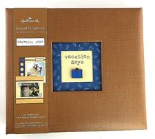 Vacations Scrapbook Kit 20 Predesigned Pages Just Add Pics