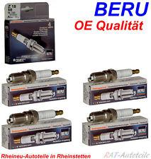 4 x Zündkerzen BERU Z18+MERCEDES190 W201 KOMBI COUPE 124 G-KLASSE W460-W463