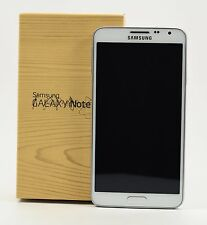 USED - Samsung Galaxy Note 3 Neo SM-N7507 White (FACTORY UNLOCKED) 16GB ,5.5""