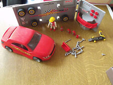PLAYMOBIL TUNING 24 POUR PIECES
