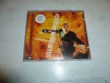 ROBBIE WILLIAMS - Millennium - 1998 UK 3-track CD single