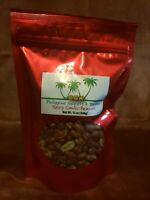 Philippine style garlic peanuts 12oz 2packs 1 spicy and 1 non spicy