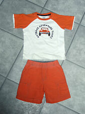 ~~ Gymboree ~~ cooles Set Shorts & T-Shirt/Rag Top 2 Jahre Gr. 92/98 neuwertig
