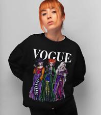 Sanderson Sisters Sweatshirt Vogue Hocus Pocus Squad Halloween Adult Kids 59