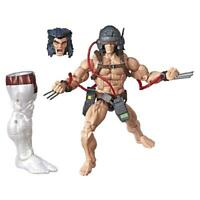"""Marvel Hasbro Legends Series 6"""" Collectible Action Figure Weapon X Toy..."""