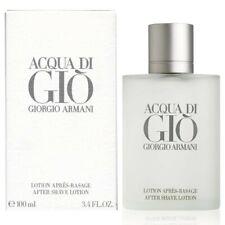 ACQUA DI GIO  GIORGIO ARMANI - 100 ML / 3.4 FL. OZ - AFTER SHAVE LOTION