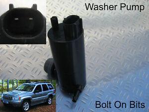 Rear Windscreen Washer Pump Jeep Grand Cherokee 1999 2000 2001 2002 2003 2004