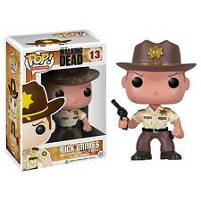 Walking Dead - Rick Grimes Pop TV Figure Toy 6 X 10cm