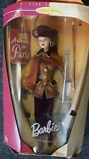 1998 Fall Collection Barbie City Seasons Collector Edition 19367 Autumn in Paris