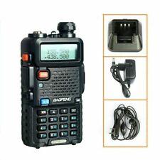 BAOFENG UV-5R RICETRASMITTENTE 5W VHF/UHF DUAL BAND RADIO 136-174 400-520 MHZ