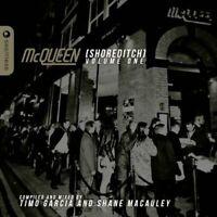MCQUEEN SHOREDITCH VOLUME ONE (2014) 26-track 2xCD album NEW/SEALED