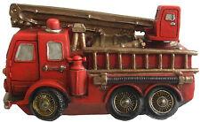Sparschwein Spardose Miniatur Feuerwehr Feuerwehrauto Geldgeschenke Geburtstag