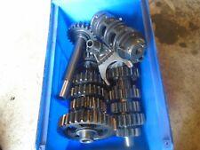 dinli quadzilla 450 sport complete gearbox breaking quad