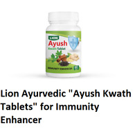 Lion Ayurvedic Ayush Kwath 60tabs for Immunity Booster of Body