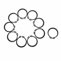 "Shaft External Retaining Ring Circlip  1.3"" Inner Diameter 10 Pcs"