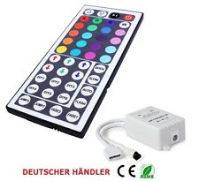 █► MINI CONTROLLER RGB con 44 tasti IR Telecomando per RGB LED Strips 12v-24v