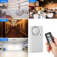 Door Window Open Password  Alarm Wireless Intruder Magnetic Sensor Anti-Theft