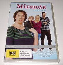 Miranda : Series 2 (DVD, 2011) new, sealed