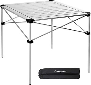 KingCamp Compact Aluminum Alloy Folding Camping Tables Ultralight Outdoor Table